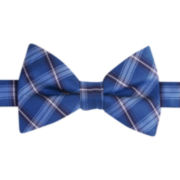 IZOD® Recess Plaid Self-Tie Bow Tie