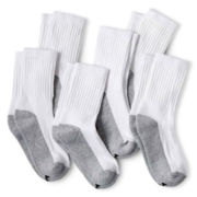 Xersion™ 6-pk. Crew Socks