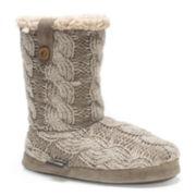 MUK LUKS® Arden Womens Boot Slippers