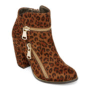 Michael Antonio Meadow Womens Ankle Booties