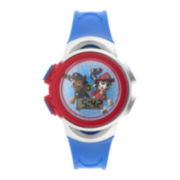 PAW Patrol Kids Blue Plastic Strap Digital Watch