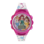 Disney Princess Kids Flashing Digital Watch