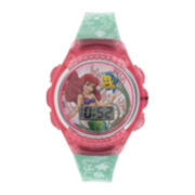 Disney The Little Mermaid Kids Flashing Digital Watch