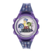 Disney Inside Out Kids Flashing Digital Watch