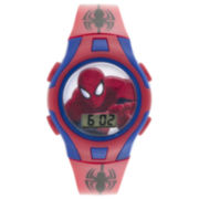 Marvel® Spider-Man Kids Flashing Digital Watch