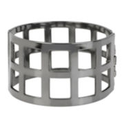 Worthington® Square-Design Hinged Bangle Bracelet