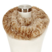 Worthington® Faux-Fur Cowlneck Scarf