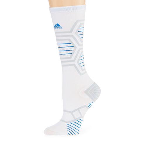 adidas® Womens Energy Running Crew Socks