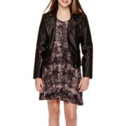 Decree® Moto Jacket or Skater Dress