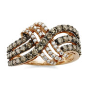 CLOSEOUT! Le Vian® 1⅓ CT. T.W. White and Chocolate Diamond® Ring