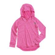 adidas® climalite® Hoodie - Preschool Girls 4-6x