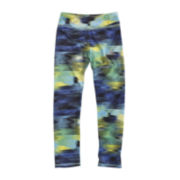 adidas® climalite® Printed Tights - Preschool Girls 4-6x