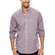 Dockers® Signature Plaid Button-Front Shirt