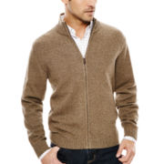 Dockers® Full-Zip Sweater