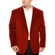 Stafford® Signature Corduroy Sport Coat - Big
