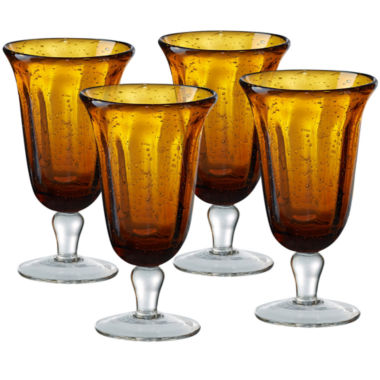 jcpenney.com | Savannah Set of 4 Goblets