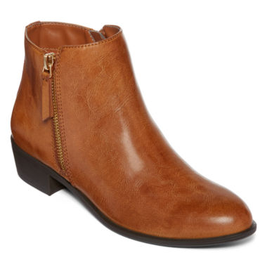 jcpenney.com | a.n.a® Dallon Womens Booties