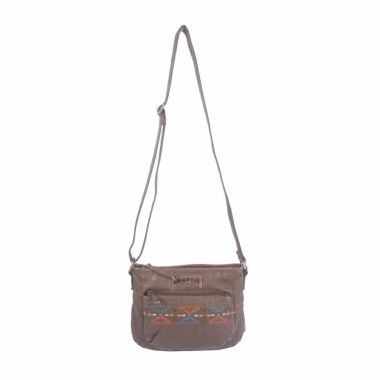 jcpenney.com | Union Bay Color Tribal Crossbody Bag