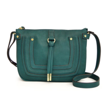 jcpenney.com | a.n.a® Torrence Triple Pouch Crossbody