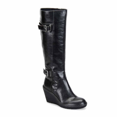 jcpenney.com | Eurosoft Alanah Wedge Tall Boot