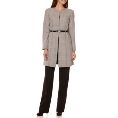 jcpenney.com | R&K Originals® Belted Long Jacket with Pant Suit