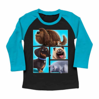 jcpenney.com | Secret Life of Pets Graphic T-Shirt - Toddler 2T-5T