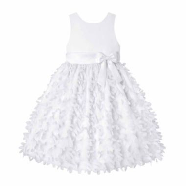 jcpenney.com | American Princess Sleeveless Empire Waist Dress - Preschool