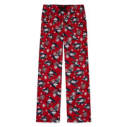 Arizona Red Pengiun Pajama Pants - Boys 4-20