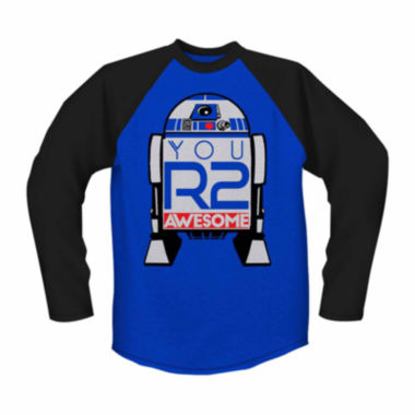 jcpenney.com | Star Wars R2-D2 T-Shirt - Preschool Boys 4-7