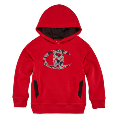 jcpenney.com | Champion® Long-Sleeve Warrior Pullover Hoodie - Preschool Boys 4-7