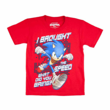 jcpenney.com | Sonic Speed Graphic T-Shirt - Preschool 4-7X