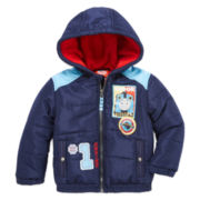 Thomas & Friends Puffer Jacket - Toddler Boys 2t-5t