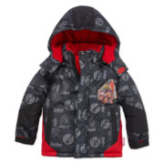 Avengers Puffer Jacket – Preschool Boys 4-7
