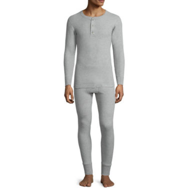 jcpenney.com | Rockface Midweight Thermal Henley Shirt or Pants