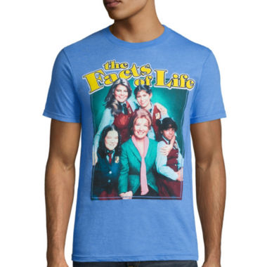 jcpenney.com | Short-Sleeve Facts Of Life Tee
