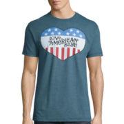 Short-Sleeve Love American Style Tee