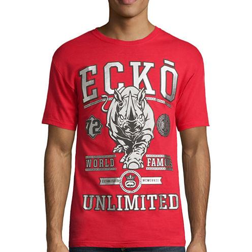 Ecko Unltd.® Short-Sleeve Charge Em' Up Tee