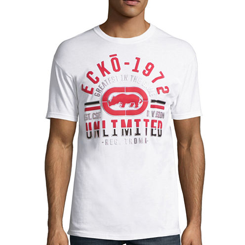 Ecko Unltd.® Short-Sleeve Around Town Tee