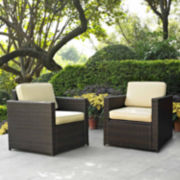 Patio Lounge Set
