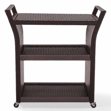 jcpenney.com | Palm Harbor Wicker Patio Bar