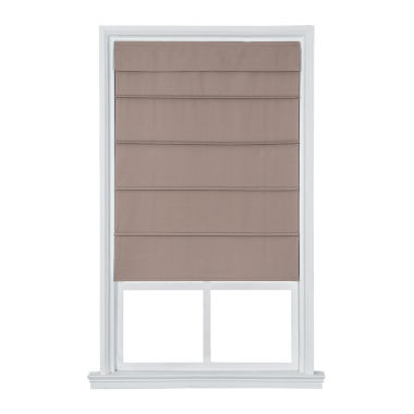 jcpenney.com | JCPenney Home™ Cordless Cotton Classic Roman Shade
