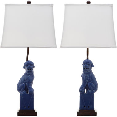 jcpenney.com | Safavieh Finch Lamp (Set of 2)