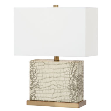 jcpenney.com | Saurian Faux Alligator Table Lamp