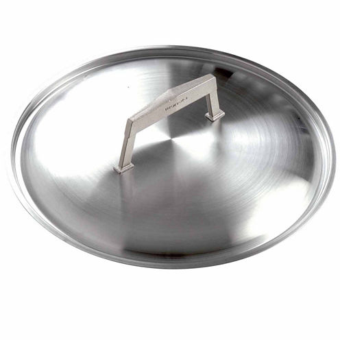 "Moneta Pro Protection Base 10"" Stainless Steel Lid"