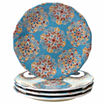 Certified International Spice Route 4-pc. Dinner Plate