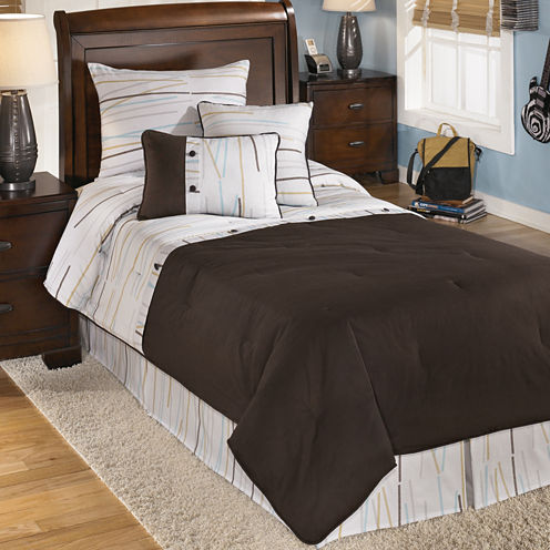 Signature Design By Ashley Midweight Comforter