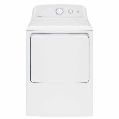 jcpenney.com | Hotpoint® 6.2 cu. ft. Aluminized Alloy Gas Dryer