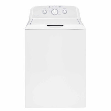 jcpenney.com | Hotpoint® 3.8 DOE cu. ft. Capacity Stainess SteelBasket Washer