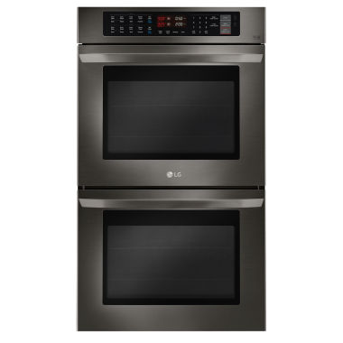 jcpenney.com | LG 4.7 Cu. Ft. Double Wall Oven with EasyClean™ Technology