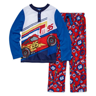 jcpenney.com | Disney Collections 2-pc. Cars Pajama Set - Boys